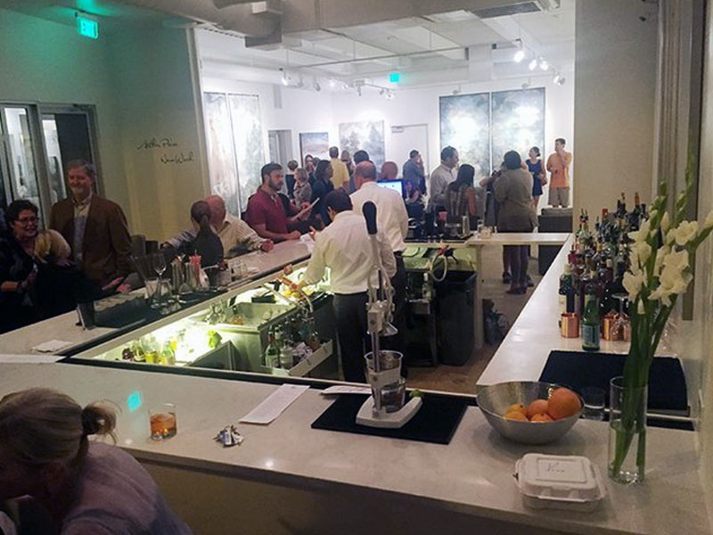 Gallery Bar opens in English Village